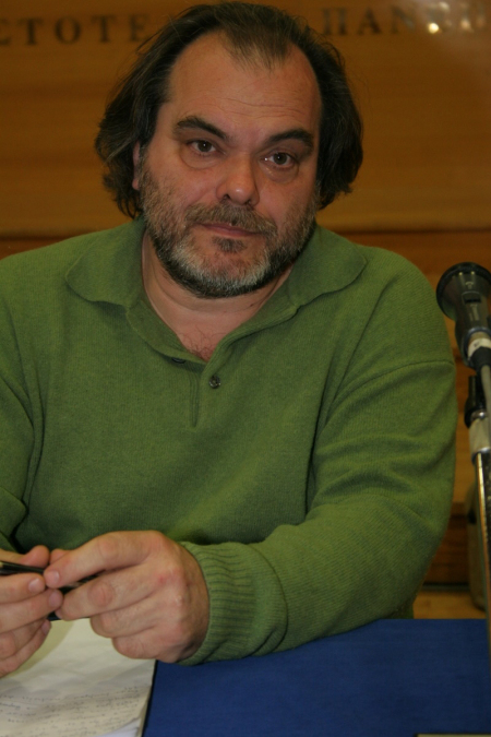 Спирос Маркетос