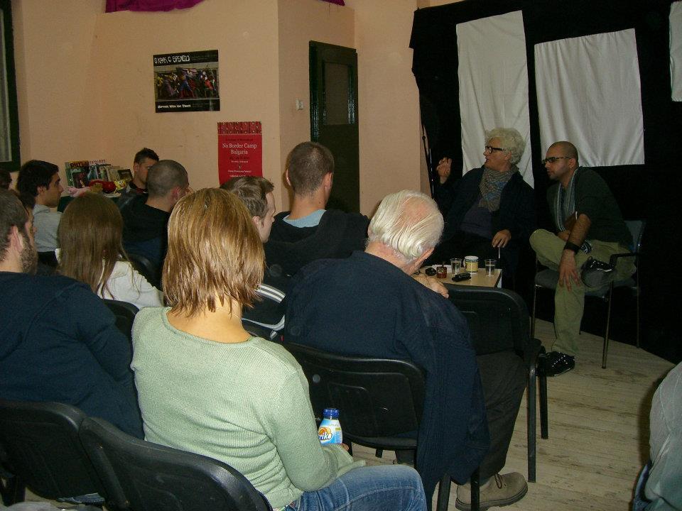 Събитие в Аделанте с участието на Франко Берарди - Бифо