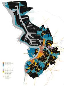 Студио Секи-Вигано, План на Антверпен, Белгия
