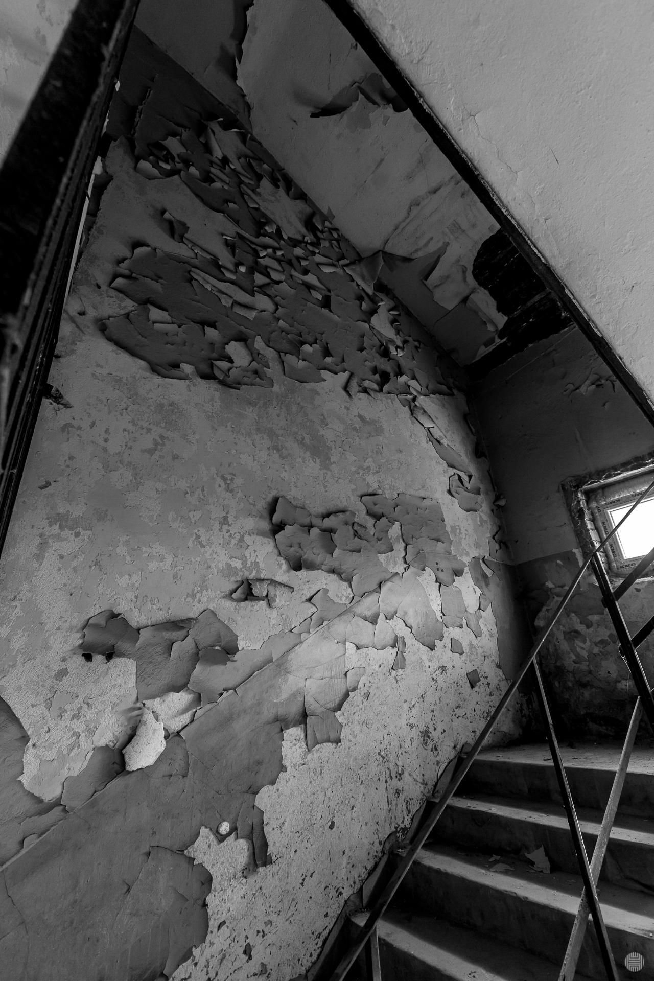 Сградата на Първо помощно училище е строена за целите на дом за сираци в края на 19-ти век. Снимка: Дамян Хаджииванов, Light Captured