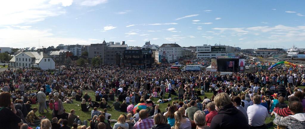 Гей Прайд в Исландия, 2011 г., Снимка: Matito