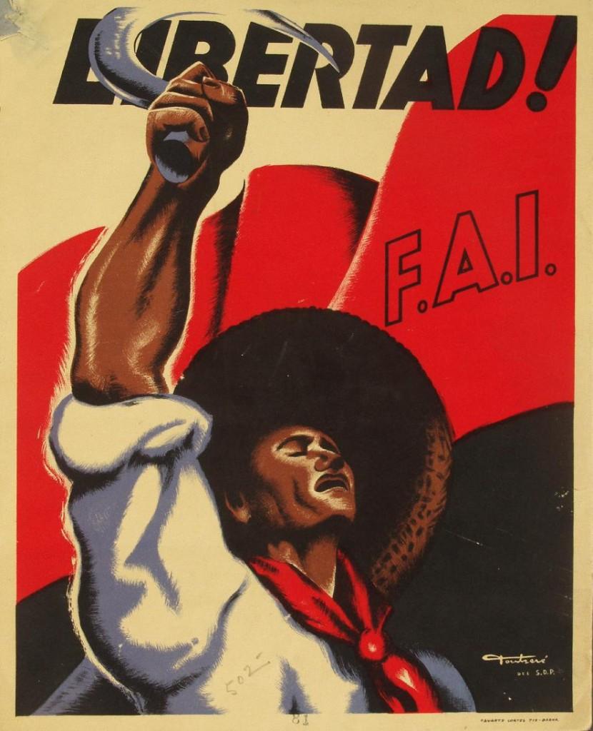 Пропаганден плакат.
