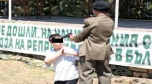 Скандалната възстановка на лагерни насилия на остров Белене от 2015 г.