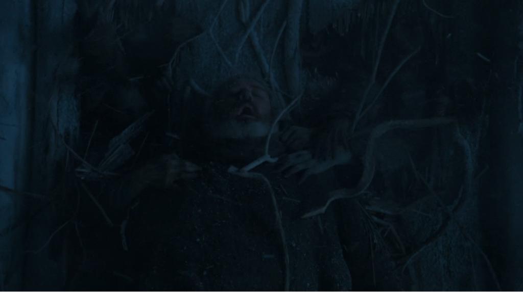 """Ходор – символ на вярната служба. Толкова вярна, че прорязва цялото му съществуване. Почти до безумие. """"Игра на тронове"""", епизод 5, сезон 6, собственост на HBO."""