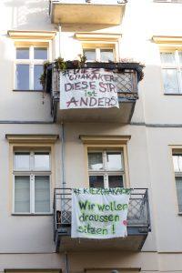 Mainzer Str. poster