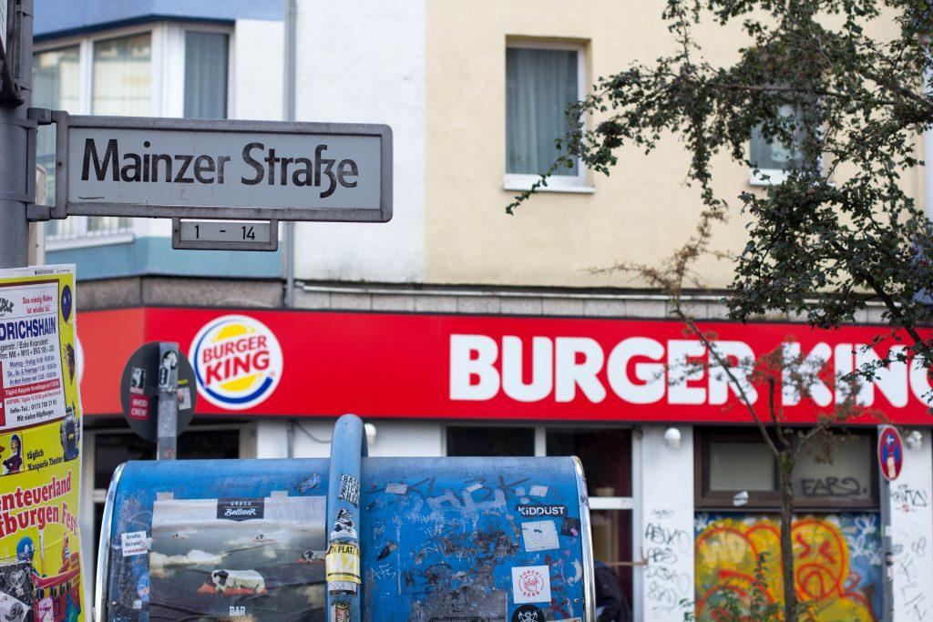 Mainzer Str. Burger King