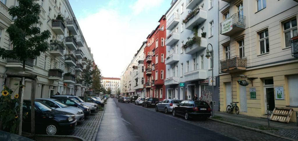 Mainzer Str. today