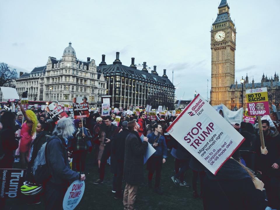 Стачка в Лондон в подкрепа на мигрантите и срещу Брекзит