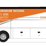 Европейска кампания за адекватен минимален доход: Никой не заслужава по-малко!