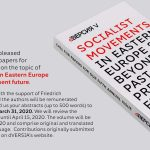 Call for papers: Socialist movements in Eastern Europe and beyond: past, present, future