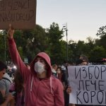 Mass protest in Serbia and an attempt of state-led demobilisation